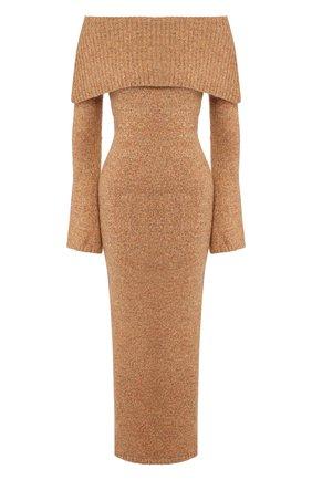 Женское платье CULT GAIA золотого цвета, арт. 90001Z04 G0L | Фото 1