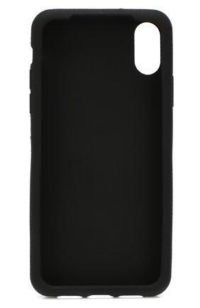 Мужской чехол для iphone xr DOLCE & GABBANA черно-белого цвета, арт. BP2514/AJ612 | Фото 2