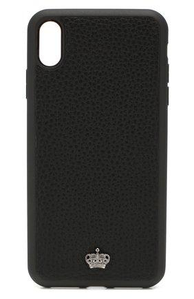 Кожаный чехол для iPhone XS Max | Фото №1