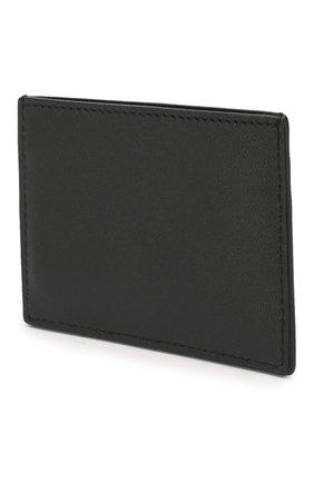 Мужской кожаный футляр для кредитных карт valentino garavani VALENTINO черного цвета, арт. TY2P0448/ZQU | Фото 2