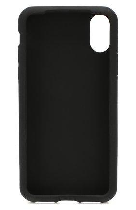Мужской чехол для iphone x DOLCE & GABBANA синего цвета, арт. BP2418/AJ980 | Фото 2
