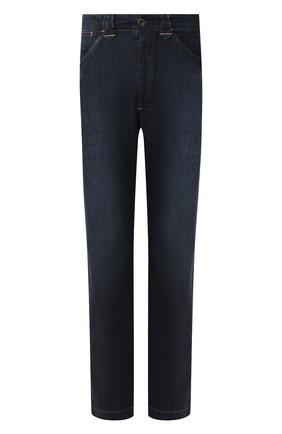 Мужские джинсы RRL синего цвета, арт. 782751091 | Фото 1