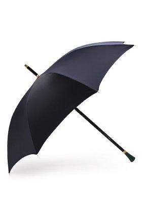 Мужской зонт-трость DOLCE & GABBANA синего цвета, арт. BP2568/AJ140 | Фото 2