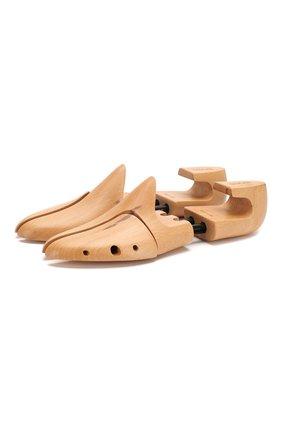 Мужские колодки для обуви BOSS бежевого цвета, арт. 50382797 | Фото 1