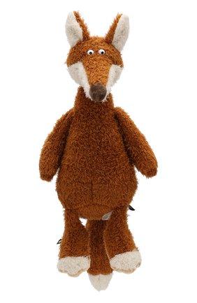 Детского игрушка большой лис SIGIKID коричневого цвета, арт. 38889 | Фото 1