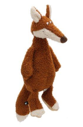 Детского игрушка большой лис SIGIKID коричневого цвета, арт. 38889 | Фото 2