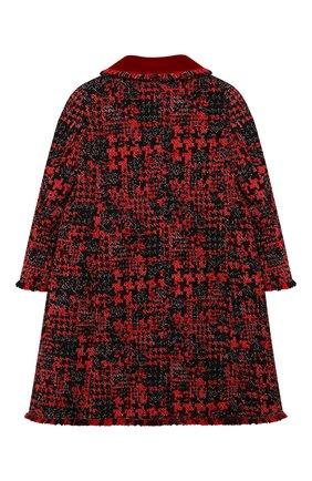 Двубортное пальто | Фото №2