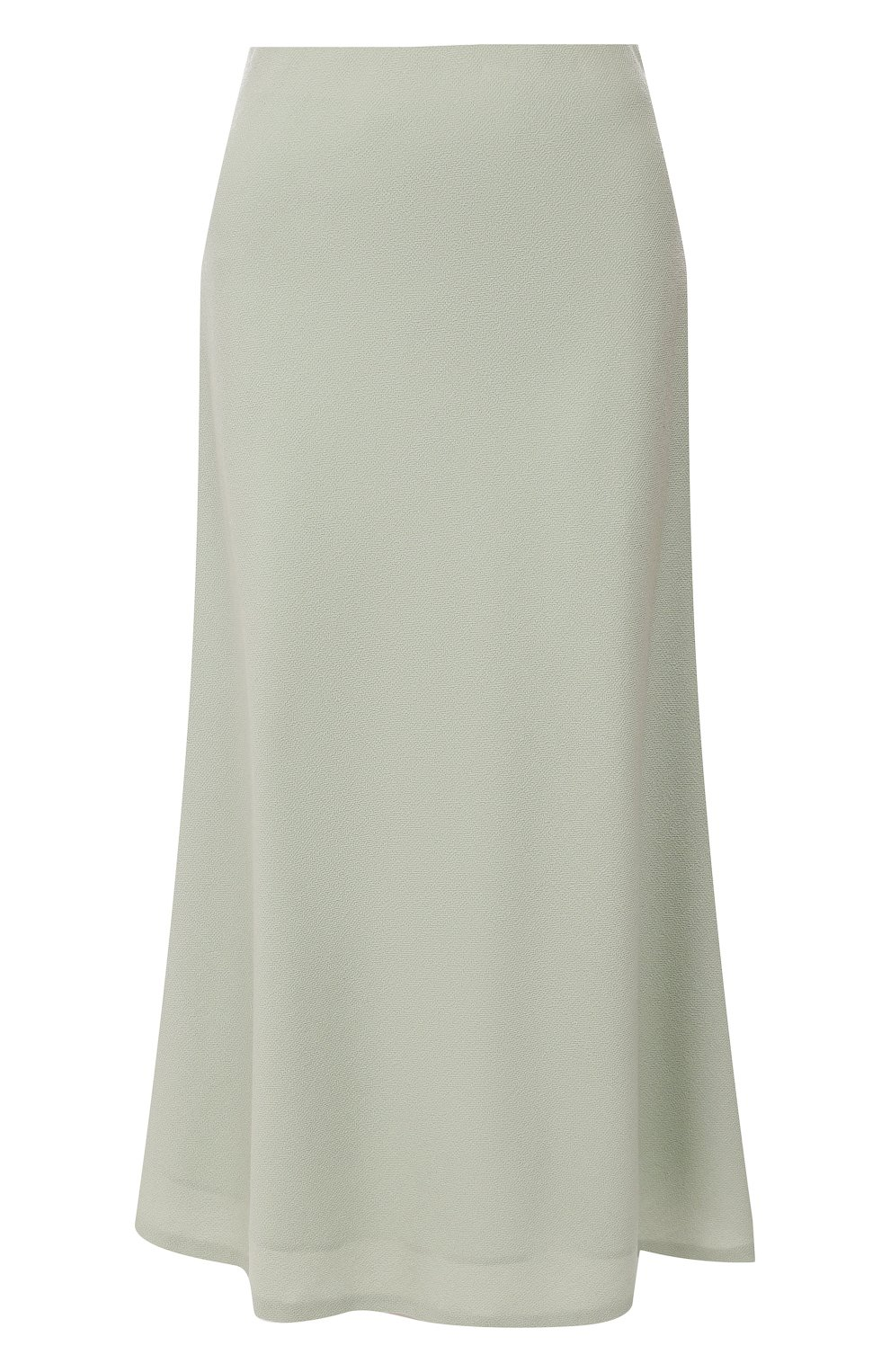 Женская шерстяная юбка JM STUDIO зеленого цвета, арт. FW192018 | Фото 1