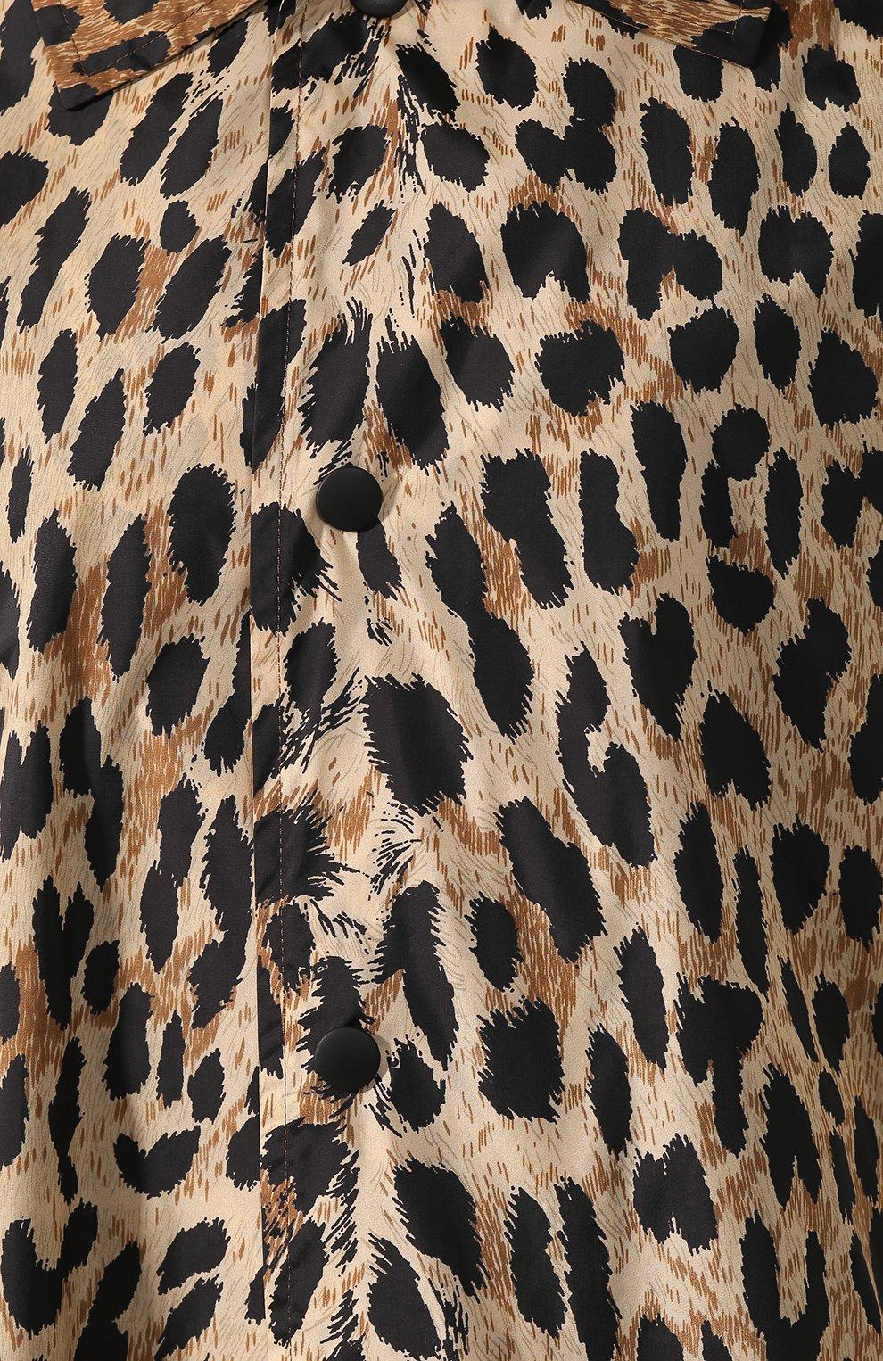 Куртка с принтом | Фото №5