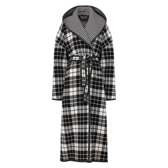 Пальто из смеси шерсти и кашемира Balenciaga