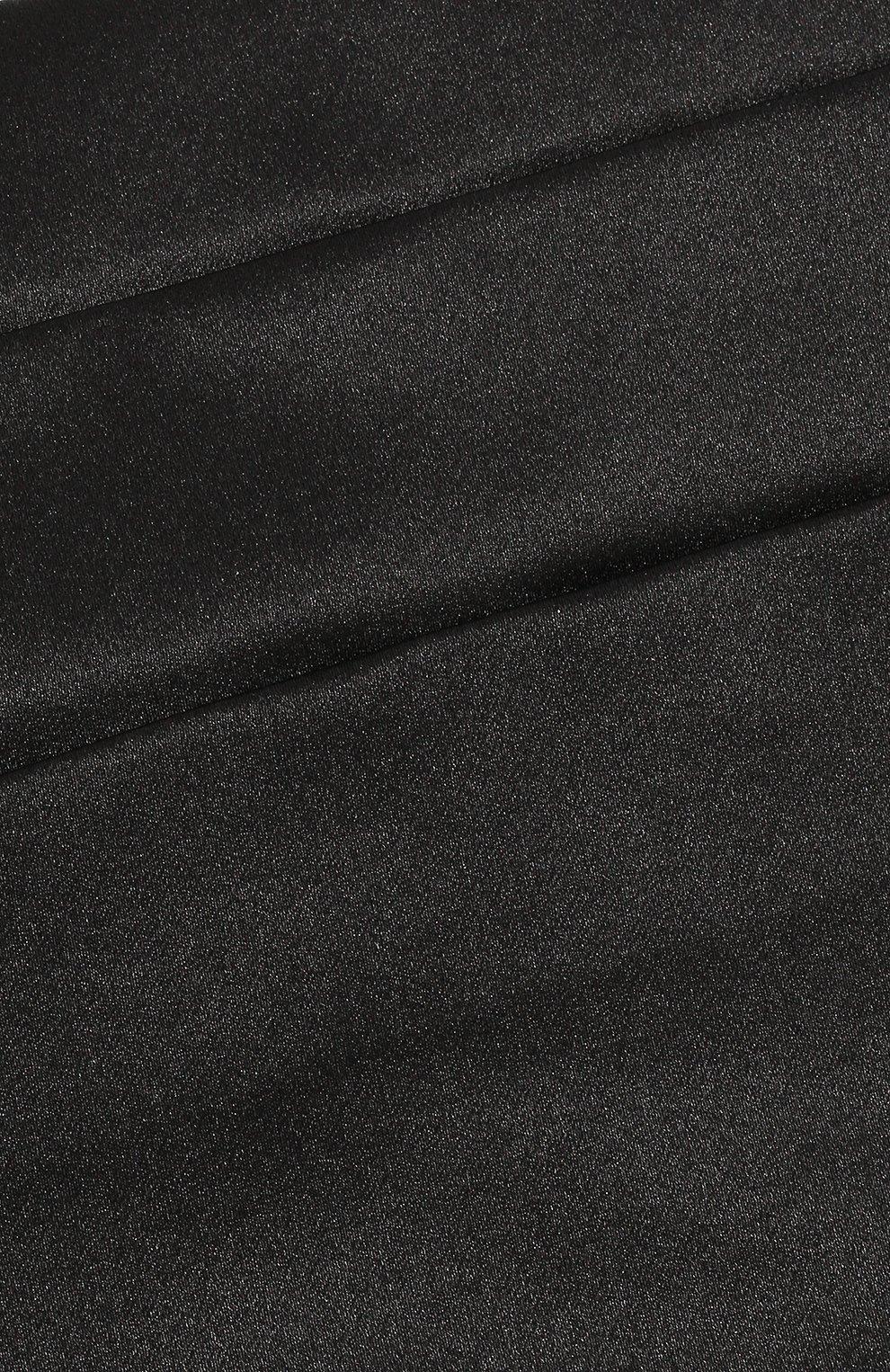 Мужской камербанд из хлопка и шелка BRUNELLO CUCINELLI темно-синего цвета, арт. MR813S005 | Фото 4