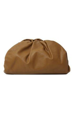 Женский клатч pouch BOTTEGA VENETA коричневого цвета, арт. 576227/VCP40 | Фото 1