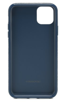 Мужской чехол для iphone 11 pro max SWAROVSKI синего цвета, арт. 5531148 | Фото 2