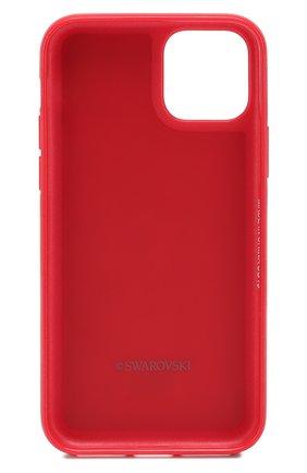 Мужской чехол для iphone 11 pro SWAROVSKI красного цвета, арт. 5515625 | Фото 2