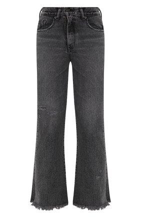 Женские джинсы MOUSSY черного цвета, арт. 025CAC11-1140 | Фото 1