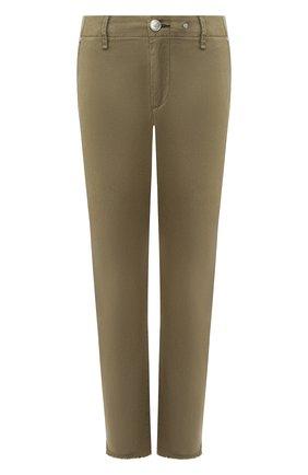 Женские джинсы RAG&BONE хаки цвета, арт. W292714420LVE | Фото 1