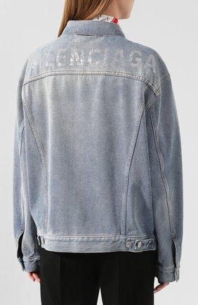 Джинсовая куртка | Фото №4