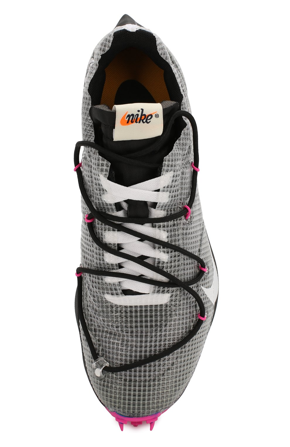 "Кроссовки Nike х Off-White Vapor Street ""Laser Fuchsia"" | Фото №6"