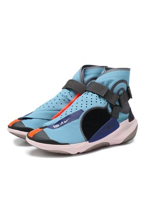 Мужские кроссовки nike ispa joyride envelope NIKELAB синего цвета, арт. BV4584-400 | Фото 1