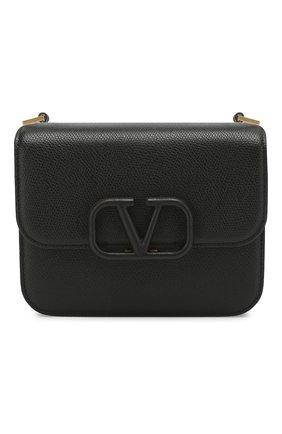 Женская сумка valentino garavani vsling small VALENTINO черного цвета, арт. TW2B0F01/RQR | Фото 1