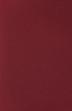 Женская юбка BOSS бордового цвета, арт. 50420112 | Фото 5