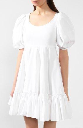Хлопковое платье | Фото №3