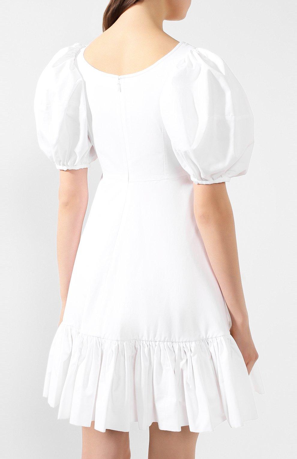 Хлопковое платье | Фото №4