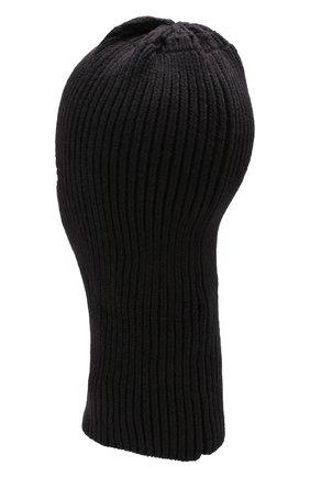 Хлопковая шапка-балаклава | Фото №2