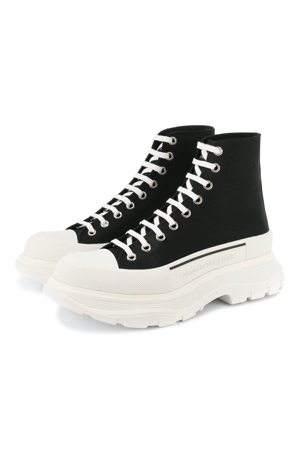 Текстильные ботинки Tread Slick | Фото №1
