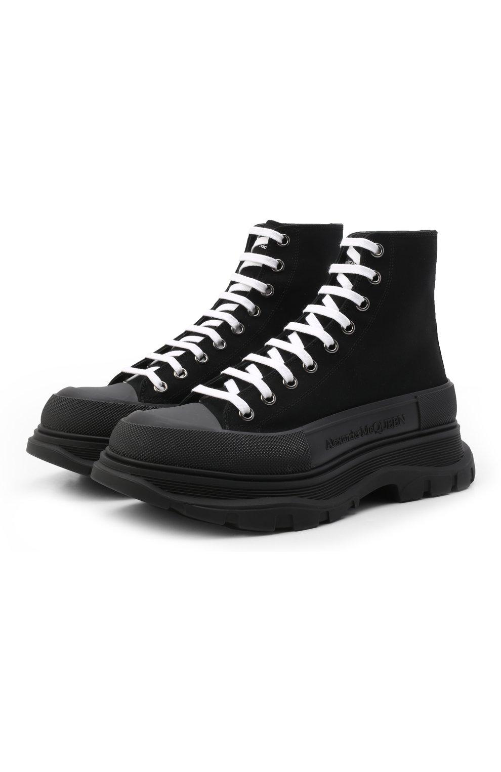 Текстильные ботинки Tread Slick   Фото №1