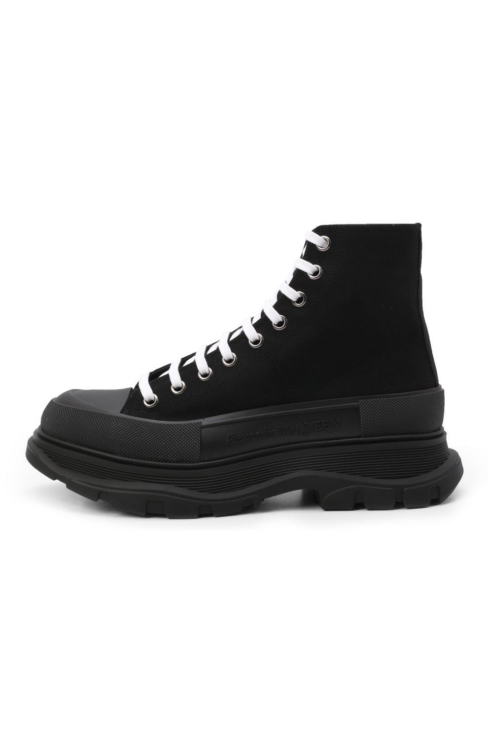 Текстильные ботинки Tread Slick   Фото №4