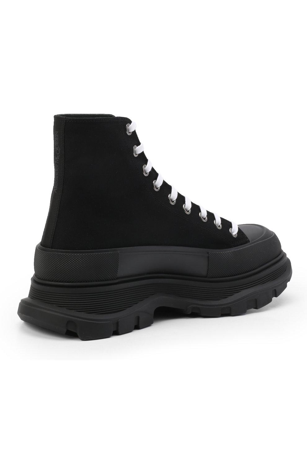 Текстильные ботинки Tread Slick   Фото №5