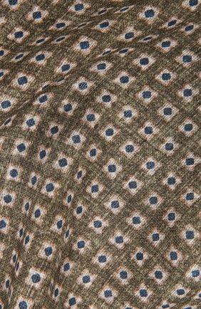 Платок из смеси льна и хлопка | Фото №2