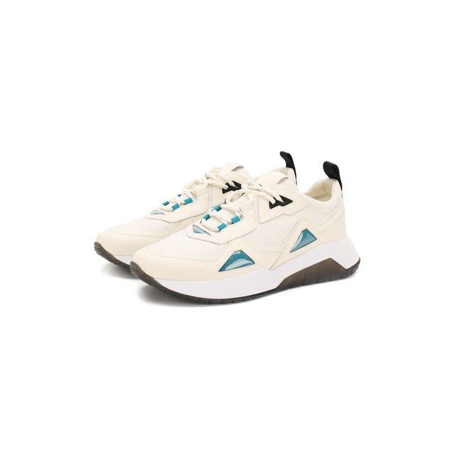 Комбинированные кроссовки HUGO — Комбинированные кроссовки