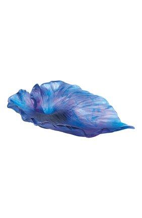 Мужского ваза arum DAUM синего цвета, арт. 05647 | Фото 1