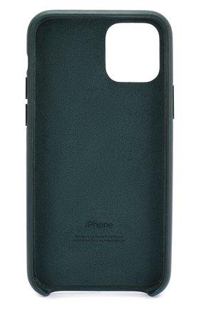 Мужской чехол для iphone 11 pro APPLE бирюзового цвета, арт. MWYC2ZM/A | Фото 2