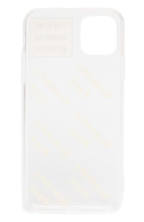 Мужской чехол для iphone 11 pro max MISHRABOO прозрачного цвета, арт. Economy 11 Pro Max   Фото 2
