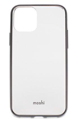 Мужской чехол для iphone 11 pro MOSHI черного цвета, арт. 99MO103036 | Фото 1