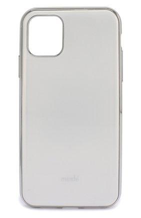 Мужской чехол для iphone 11 MOSHI белого цвета, арт. 99MO113104 | Фото 1