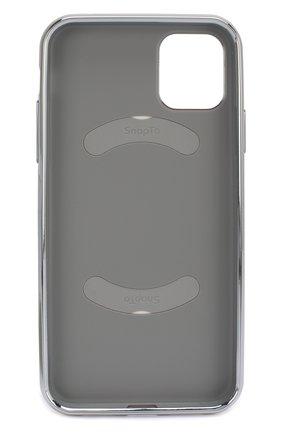 Мужской чехол для iphone 11 MOSHI белого цвета, арт. 99MO113104 | Фото 2