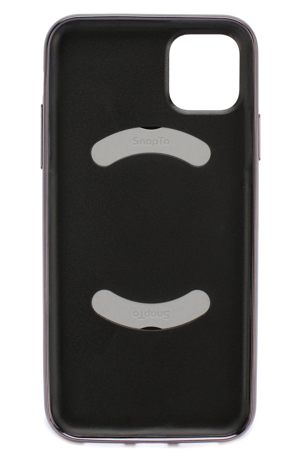 Мужской чехол для iphone 11 pro max MOSHI черного цвета, арт. 99MO113005   Фото 2