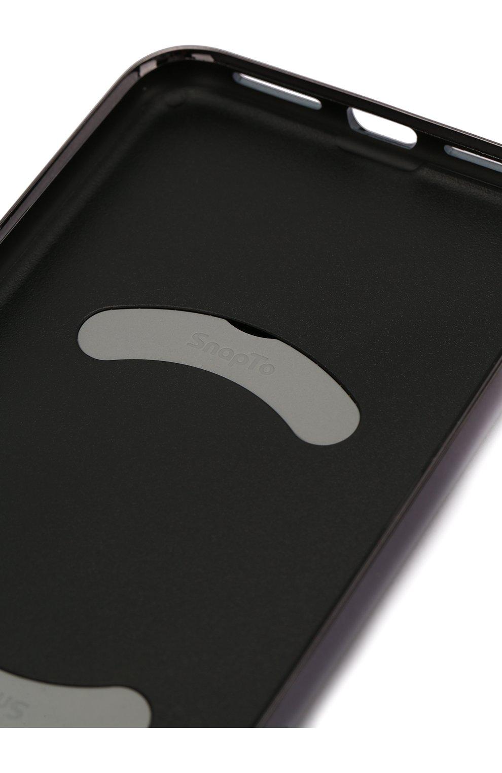 Мужской чехол для iphone 11 pro max MOSHI черного цвета, арт. 99MO113005   Фото 3