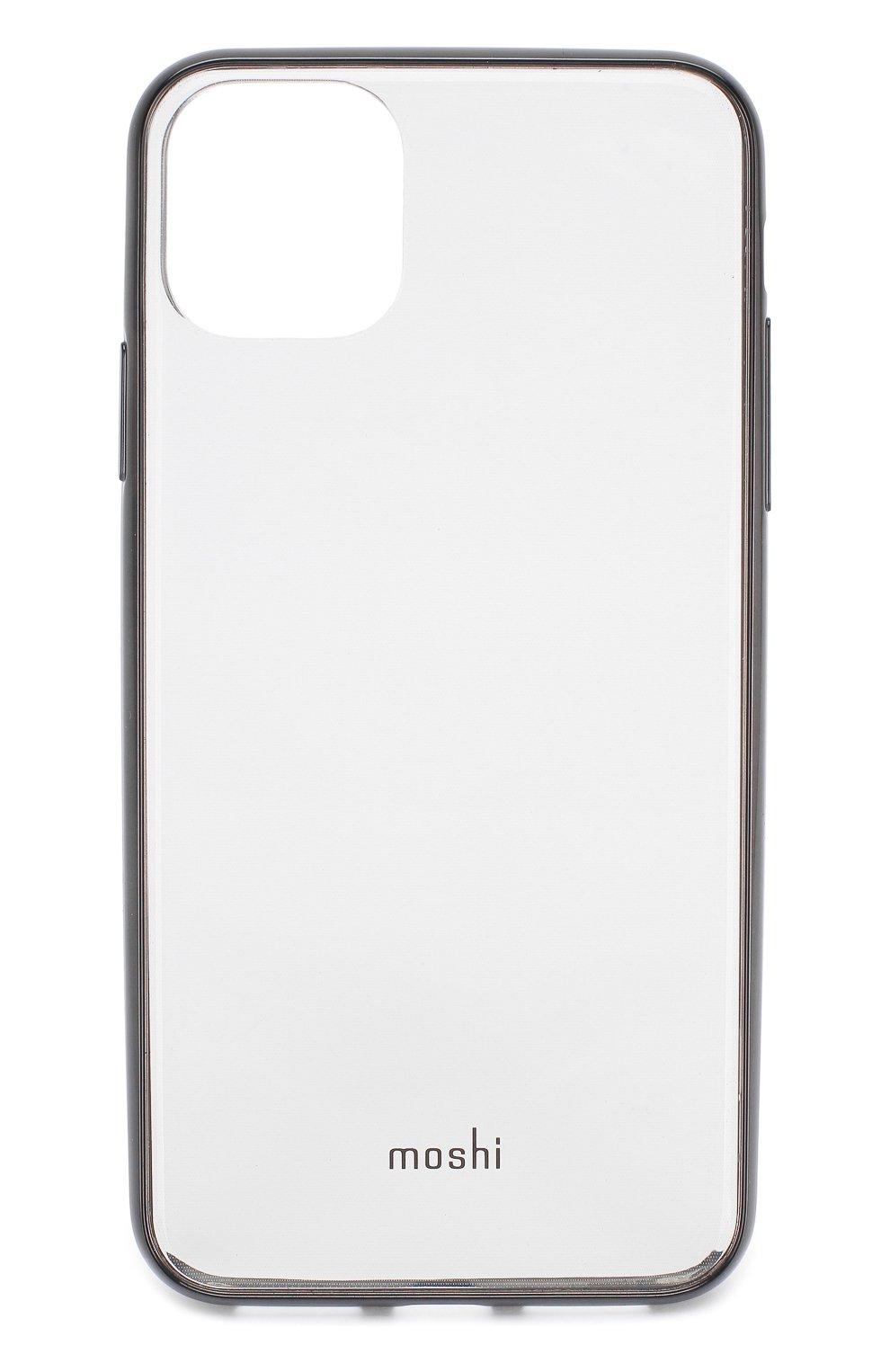 Чехол для iphone 11 pro max MOSHI прозрачного цвета, арт. 99MO103038 | Фото 1