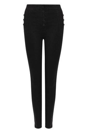 Женские джинсы J BRAND черного цвета, арт. JB001016/A | Фото 1