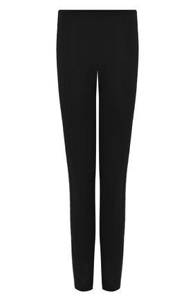 Женские брюки POLO RALPH LAUREN черного цвета, арт. 211773313 | Фото 1