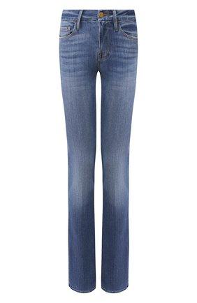 Женские джинсы FRAME DENIM голубого цвета, арт. LMB865 | Фото 1