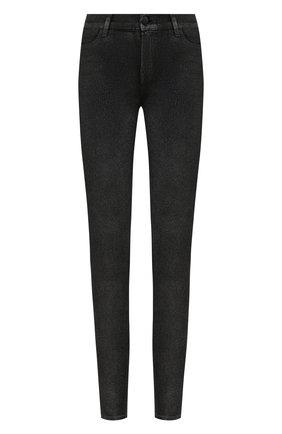 Женские джинсы J BRAND серебряного цвета, арт. JB000194/D   Фото 1