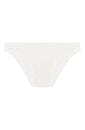 Женские трусы-слипы GIANANTONIO PALADINI белого цвета, арт. C3CS112 | Фото 1