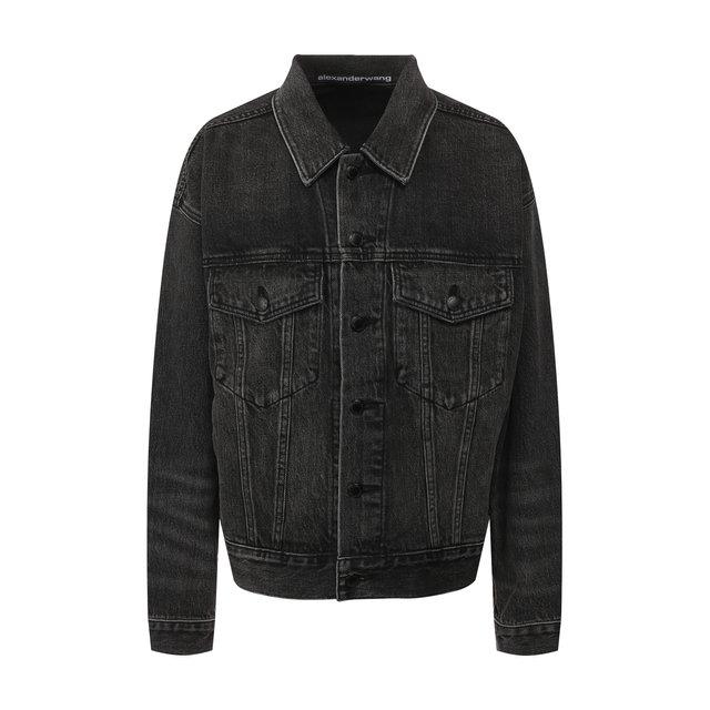 Джинсовая куртка Denim X Alexander Wang — Джинсовая куртка