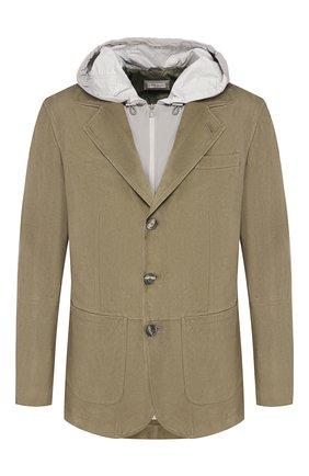 Комплект из куртки и жилета | Фото №1